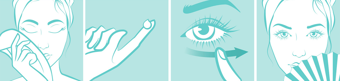 How to use the Eye Bags & Dark Circles