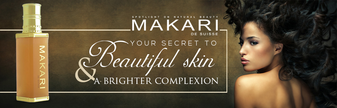 Makari Skin Repairing Clarifying Serum for beautiful skin