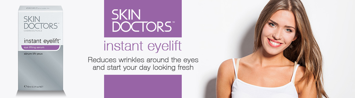 Uses of Skin Doctors Instant Eyelift