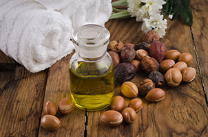 Cold Pressed Cosmetic Argan Oil