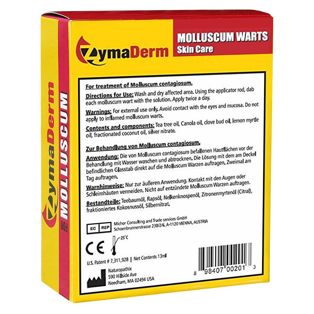 Zymaderm Molluscum Contagiosum Molluscum Solution Skincaretotal
