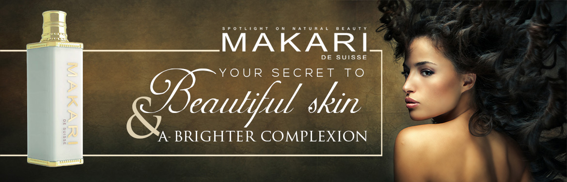 Makari Body Beautifying Milk for beautiful skin