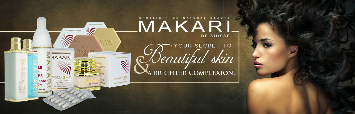 Makari Hand & Body Lotion for beautiful skin